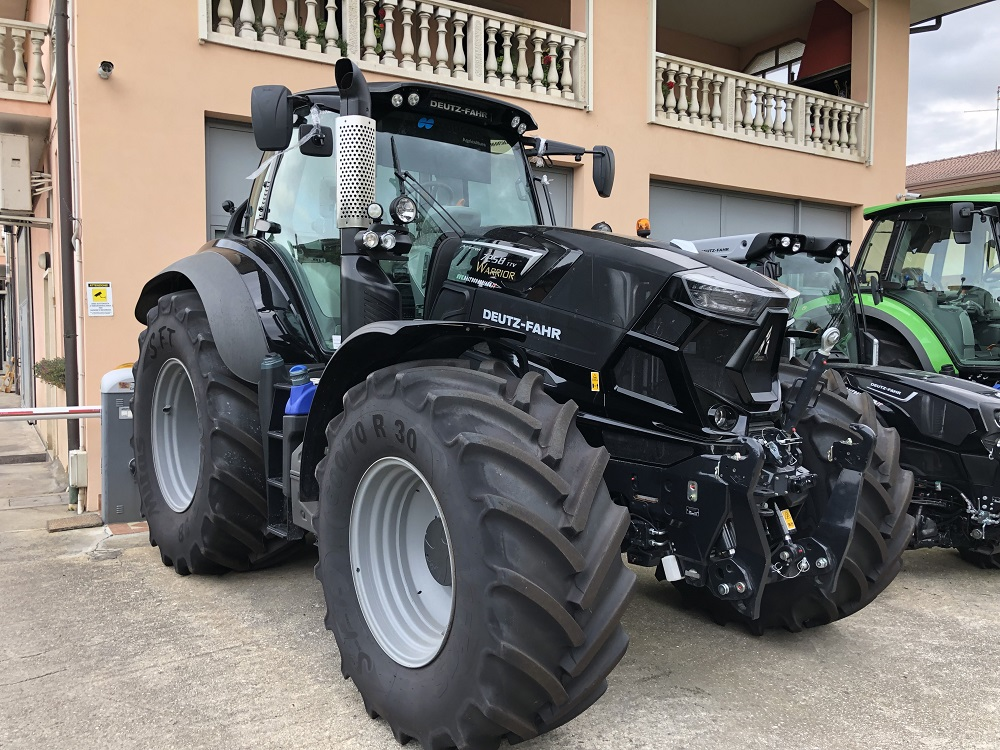 DEUTZ 7250 TTV WARRIOR EX PROVE