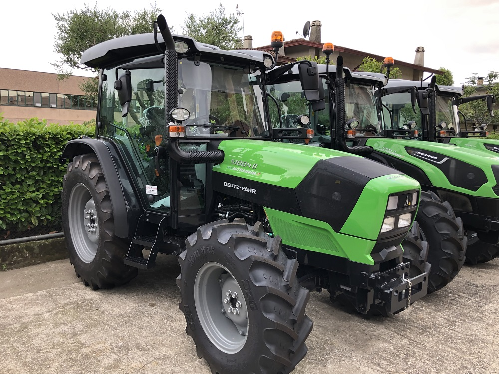DEUTZ 5100.4 D GS MY 18